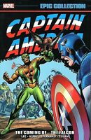Captain America Epic Collection The Coming of The Falcon Marvel Comics TPB NEW!