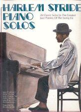 Harlem Stride Piano Solos PFO693