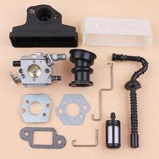 Carburetor Air Fuel Filter Service Kit For STIHL MS210 MS230 MS250 023 025 WT286
