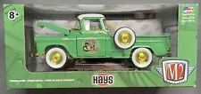 M2 MACHINES HAYS 1958 GMC STEPSIDE TRUCK LIMITED PRODUCED (1 OF 500) 1:24 SCALE