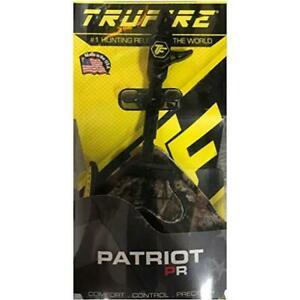 Trufire Archery Patriot Pro Camo PTPB Bow Hunting Release