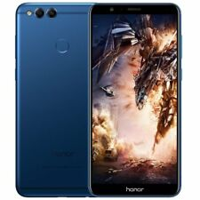 Huawei Honor 7X Blue 4G LTE Dual Sim 32GB Octa Core Android Mobile Smartphone