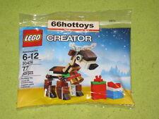LEGO Creator 30474 Reindeer 2016 NEW