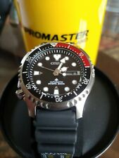 New Citizen NY0085-19E Promaster Aqualand Automatic Diver