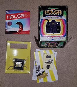 HOLGA 120 GCFN 6x6 Medium Format Film Camera - Boxed Complete - UK