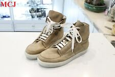 """Pre-Owned"" Givenchy G 083 Flaxen Leather US 11 Sneakers"