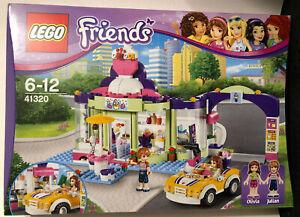 LEGO Friends 41320 Heartlake Joghurteisdiele Neu&OVP!