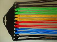 12 X Brillenband Brillenkordel 6 Farben Sportband Nylon