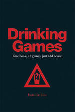 NEW - Drinking Games: One book, 25 games, just add booze