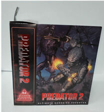 New Unopened NECA Predator 2 Ultimate Guardian Action Figure 30th Anniversary