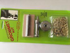 """C.S. Osborne K 234 Set It Yourself Grommet Kit Size # 0 ( 1/4"""" )"""