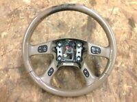 2004 gmc envoy steering wheel w/ audio controls 2003-2005