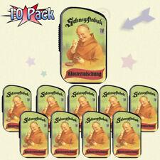 Bernard KLOSTERMISCHUNG 10 Pack - Schnupftabak - Snuff - Vorteilspackung Rum