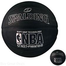 New Spalding 71026 Nba Street Phantom Size 7/29.5In Basketball Neon Orange White