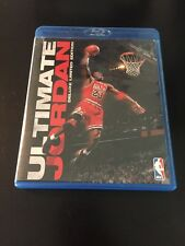 ULTIMATE JORDAN DELUXE LIMITED EDITION BLU-RAY BASKETBALL