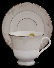 WATERFORD CHINA GISELLE CUP AND SAUCER
