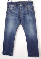 Levi's Strauss & Co Hommes 501 Jeans Jambe Droite Taille W38 L32 BBZ536