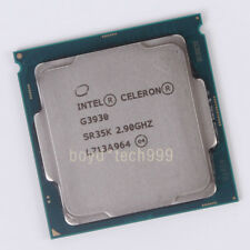 Intel Celeron G3930 CPU 2.9 GHz 8 GT/s 2900 MHz Socket H4 / LGA 1151