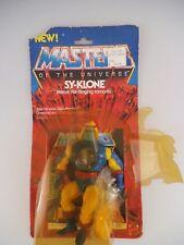 Masters of the Universe personaje sy-clones mattel 7997 1984 en embalaje original (1357)
