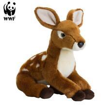 WWF Plüschtier Rehkitz (25cm) lebensecht Kuscheltier Stofftier Bambi Reh Wald