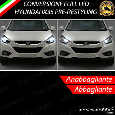 CONVERSIONE FARI FULL LED H7 HYUNDAI IX35 PRE-RESTYLING 6000K LED CANBUS