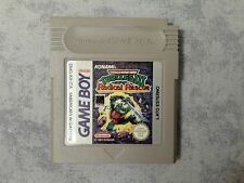 TEENAGE MUTANT HERO NINJA TURTLES III 3 RADICAL RESCUE - NINTENDO GAME BOY, GBA
