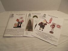 Santa Workshop Inc Catalog, 2015 80 Pages Price Guide, College, Tree, & Garland