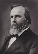 RUTHERFORD B. HAYES President original Pach Brothers photograph