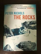 THE ROCKS by PETER NICHOLS - HERON BOOKS - 2015 - P/B - UK POST £3.25*PROOF*