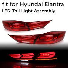 Rear LED Tail Light Assembly For Hyundai Elantra AD 2017 2018 Brake Lamp W/ Turn