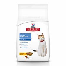 Hill's Science Diet Senior Cat Food, Adult 7+ Dry Cat Food 1.5kg Bag