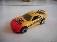 "Matchbox Toyota Supra Turbo ""Toy Fair 1996"" in Yellow/Red"