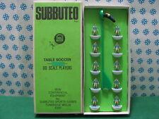SUBBUTEO  HW  Ref. 5  - Team  MANCHESTER CITY   -  England  70'  MIB
