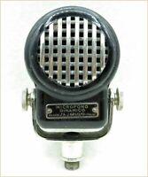 Microfono dinamico Geloso per radio trasmissione o sistemi di diffusione anni 50