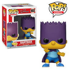 Bart Simpson Bartman Official Simpsons Homer Funko Pop Vinyl Figure Collectables