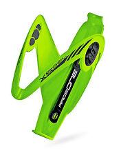 Portabidon RACEONE X5 Gel Fibra Verde de Bicicleta + Accesorios MTB BTT 3312verd