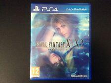Final Fantasy X / X-2 HD Remaster (Sony PlayStation 4, 2015)