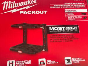 Milwaukee 48-22-8480 PACKOUT Wall-Mount Storage Racking Shelf