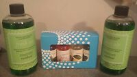 Rainbow Vacuum Cleaner Fragrance Pack, 2 D&A Deodorizer Lot YOU CHOOSE 4 Scents