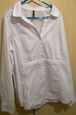 White Blouse / Shirt - Size 20