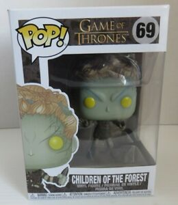 POP FIGURE #69 GAME OF THRONES CHILDREN OF THE FOREST - BRAND NEW !   (INV23651)