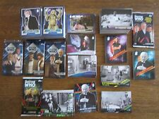 Topps Doctor Who 2015, Timeless, Encounters Complete Base, 8 Chase Sets