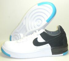 New Nike Air Force 1 Ultraforce N7 Size 8.5 White Black Blue Sneakers