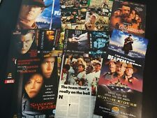 Tom Berenger  10+ full pages   Clippings