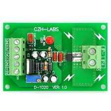 Panel Mount +/-30Amp AC/DC Current Sensor Module Board, based on ACS712