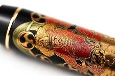 Parker Duofold Maki-e Limited Edition Raijin (Thunder God) Fountain Pen #19/60