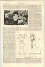 1900 Pneumatic Tools Commonly Used Doncaster Pneumatic Hammer
