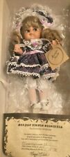 """Maryse Nicole Originals - """"Miranda"""" - Porcelain Doll Vintage 1990 No. 82/500 NIB"""