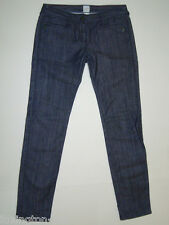"BEAUTIFUL SASS&BIDE DENIM ZIPPERED SKINNY JEANS 30 ""SMOKY GITANE"""