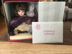 Marie Osmond Amaya Tiny Tots Collection Doll NIB COA